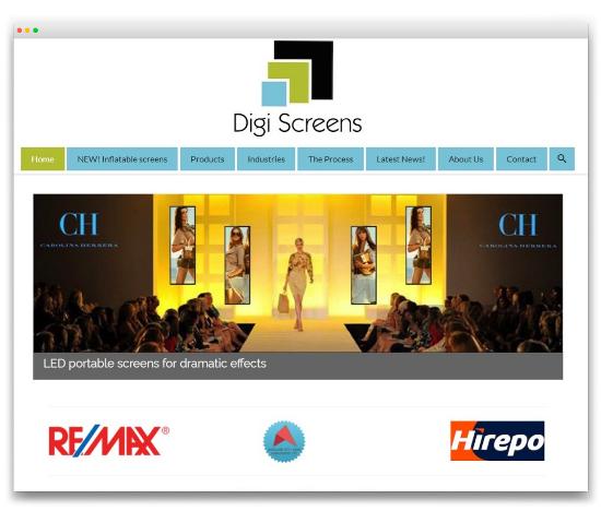 DigiScreens