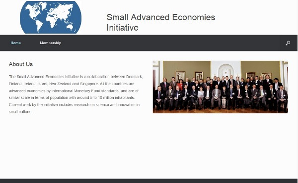 Small Advanced Economies Initiative