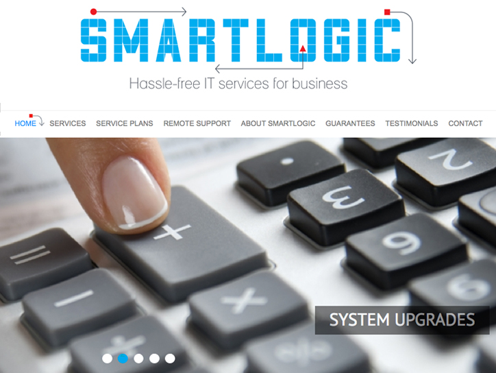 Smartlogic website